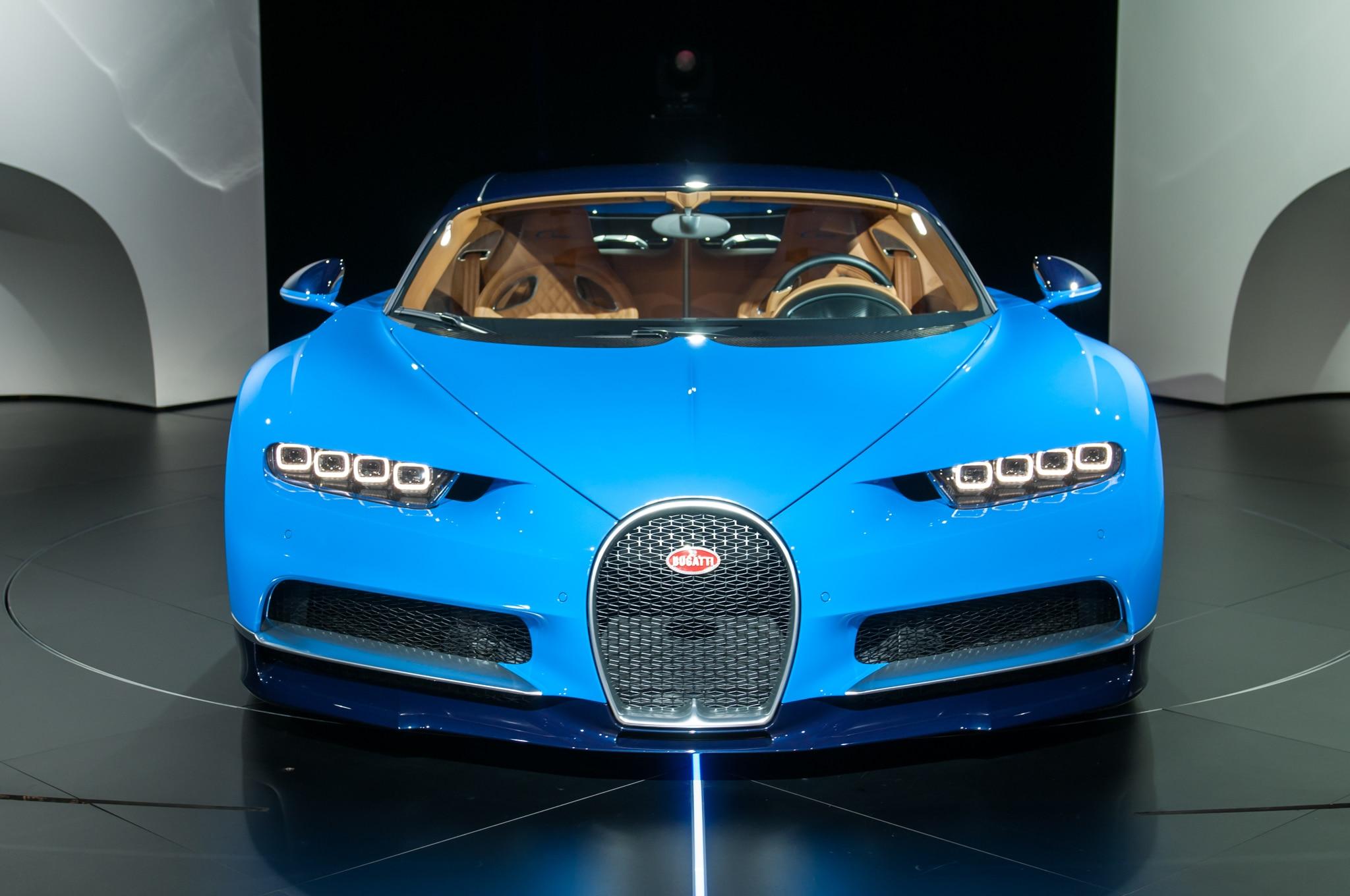 bugatti chiron won 39 t spawn convertible variant report. Black Bedroom Furniture Sets. Home Design Ideas