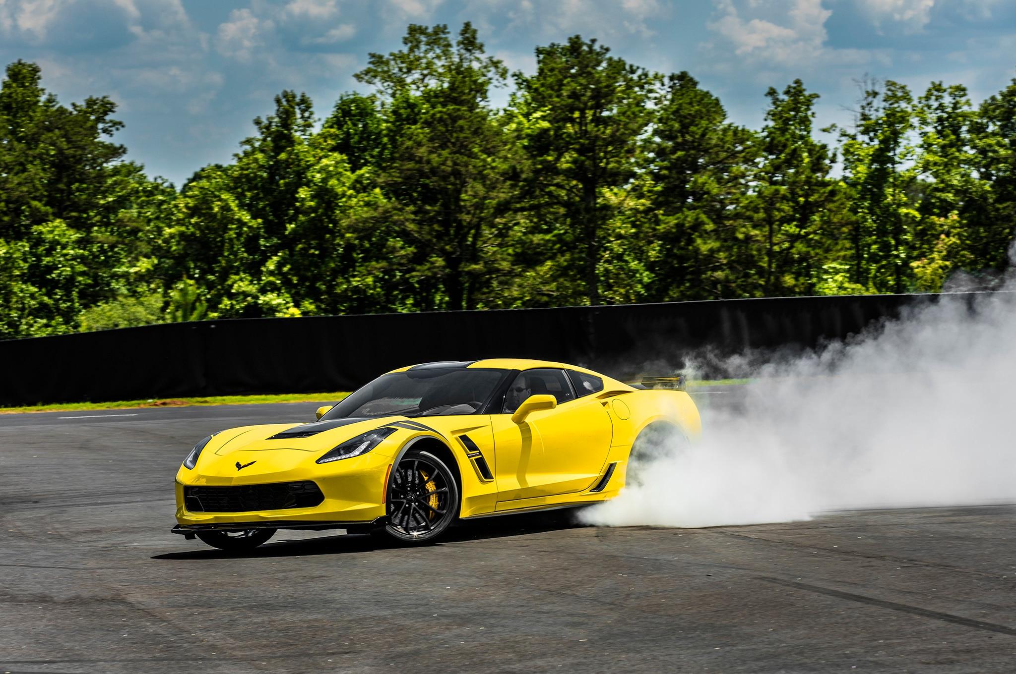 First Drive 2017 Chevrolet Corvette Grand Sport Manual