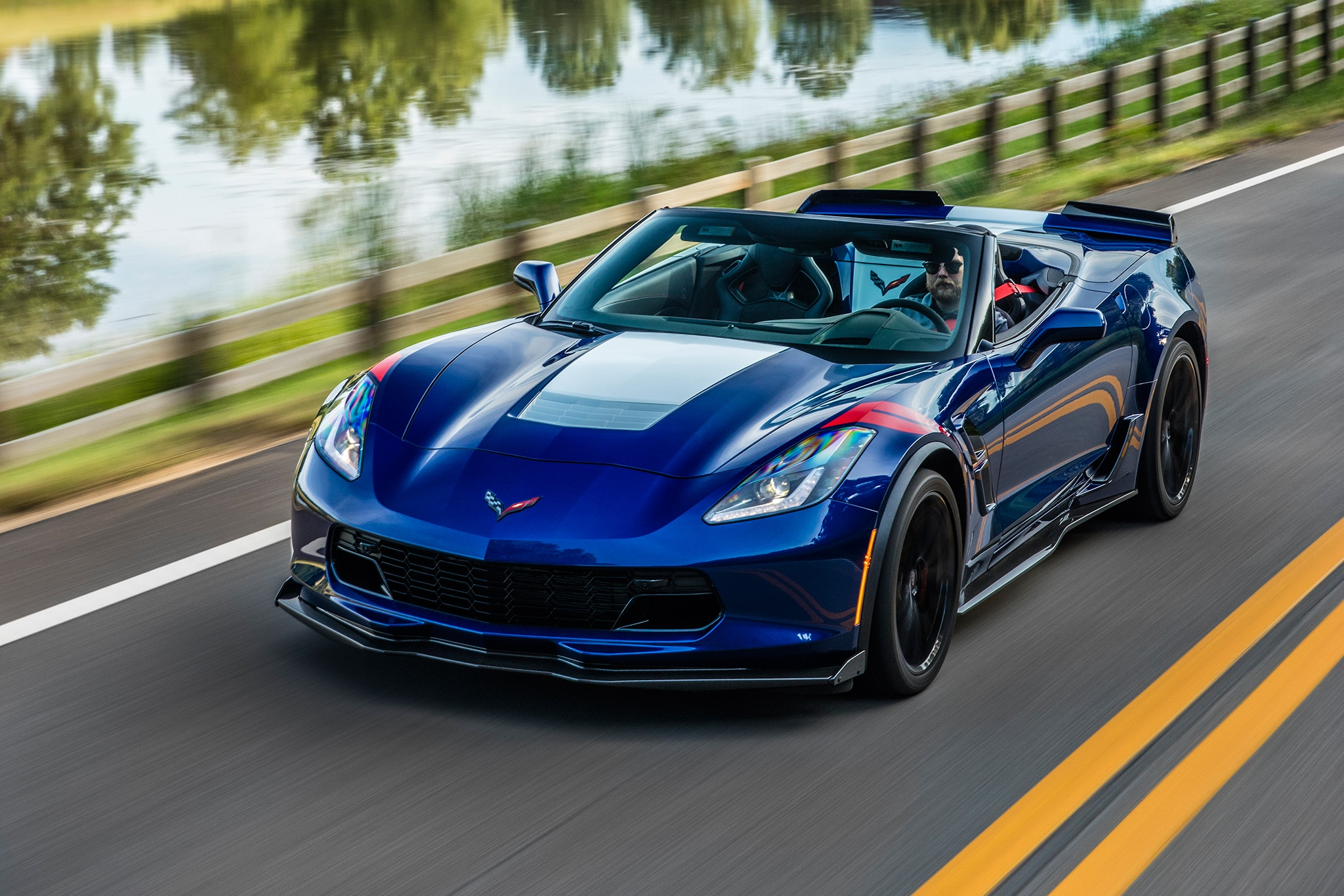 2017 Chevrolet Corvette Grand Sport Automatic First Drive ...