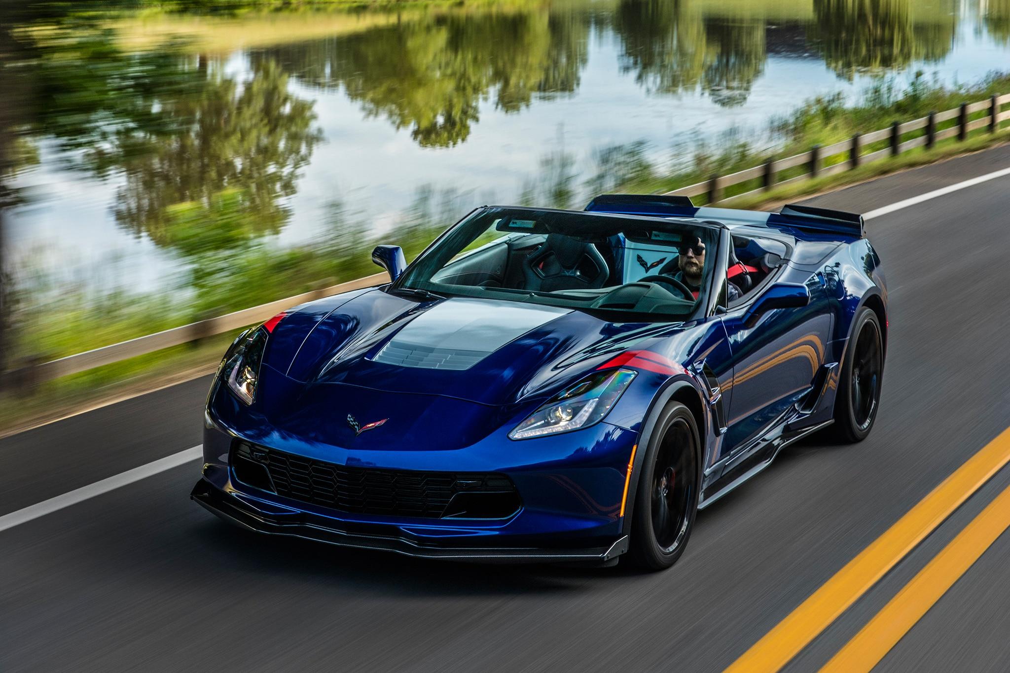 2017 chevrolet corvette grand sport first drive. Black Bedroom Furniture Sets. Home Design Ideas