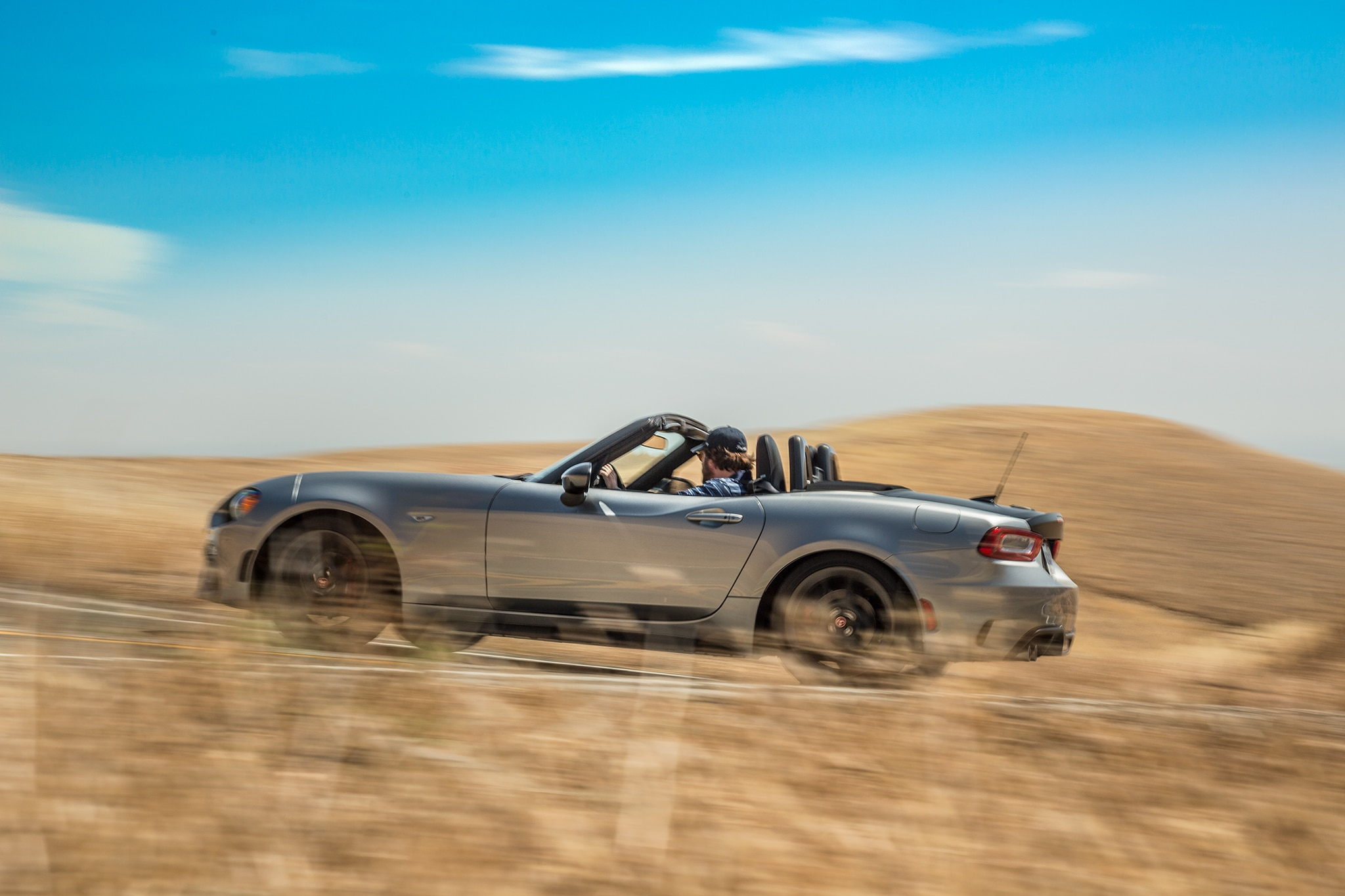 2017 Fiat 124 Spider Abarth e Week Review