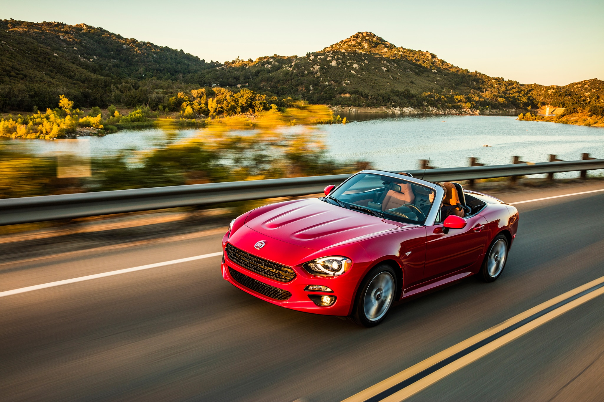 Quick Take 2017 Fiat 124 Spider Lusso