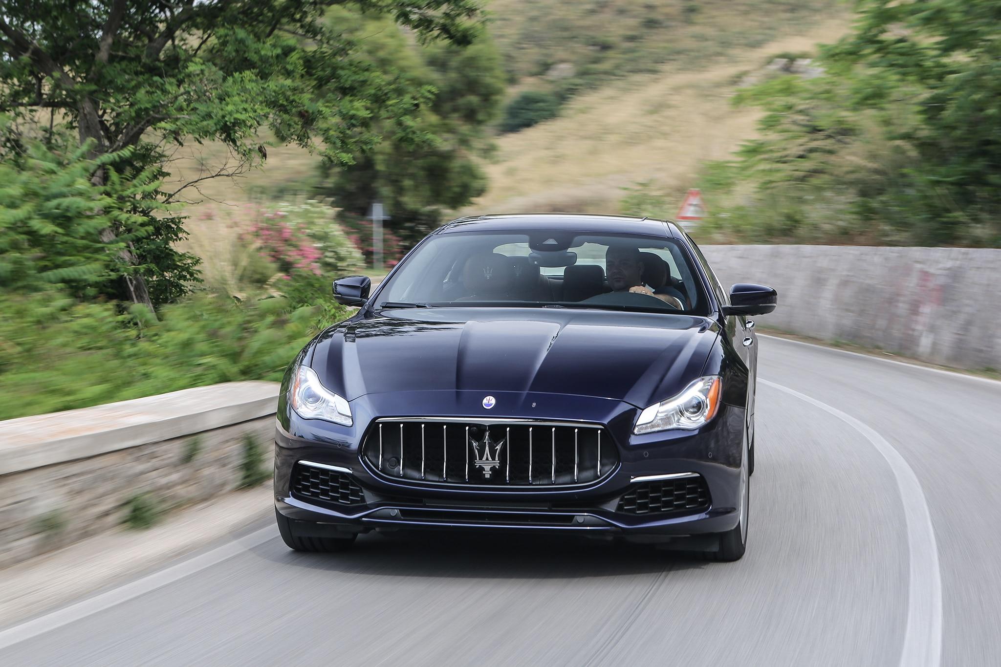 Maserati Ghibli S Q4 0 60 >> 2017 Maserati Quattroporte Review