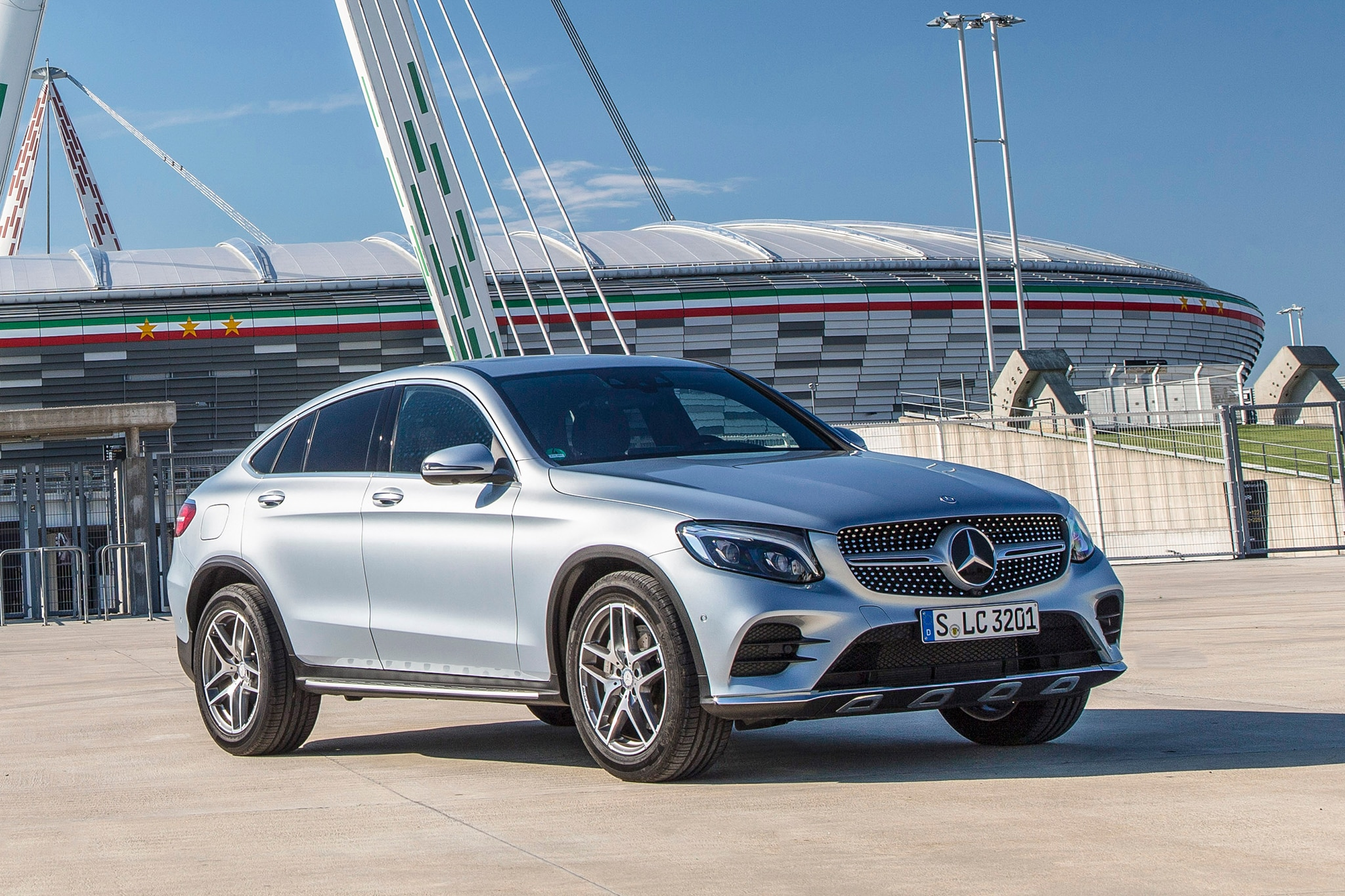 2017 mercedes benz glc coupe review for Mercedes benz glc review