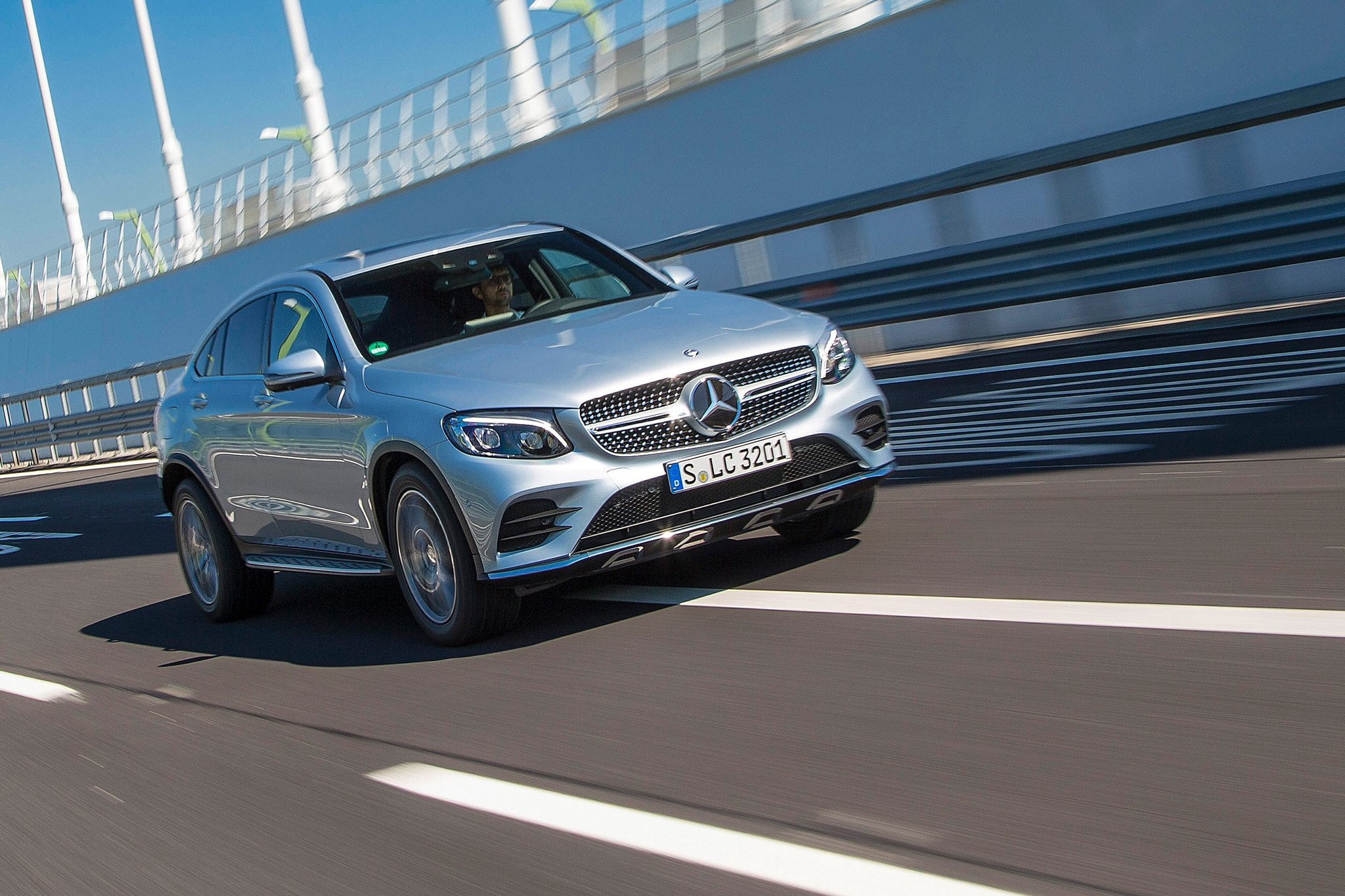 2017 mercedes benz glc coupe review for Mercedes benz ratings