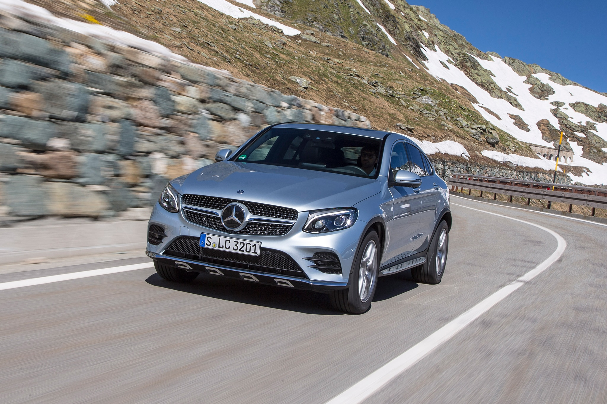 2017 mercedes benz glc coupe review. Black Bedroom Furniture Sets. Home Design Ideas