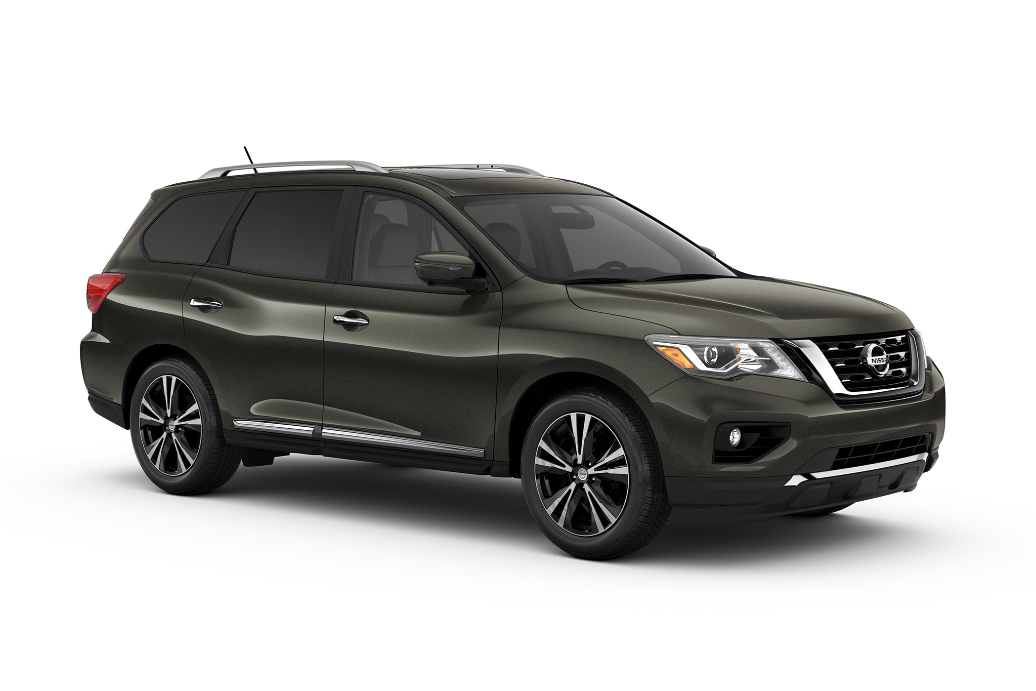 2017 nissan pathfinder revealed with more power torque tech automobile magazine. Black Bedroom Furniture Sets. Home Design Ideas