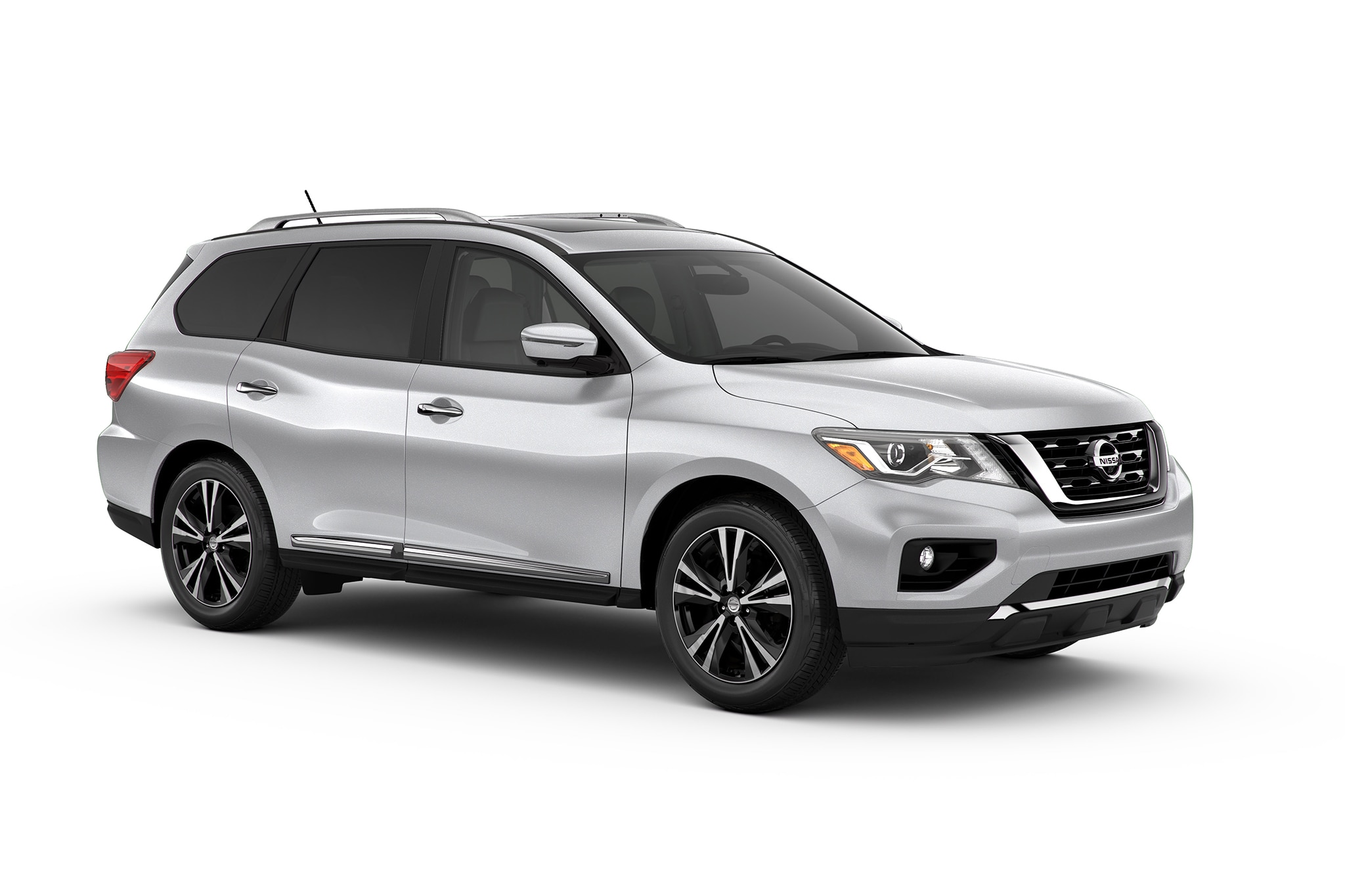2017 Nissan Pathfinder Revealed With More Power, Torque ...