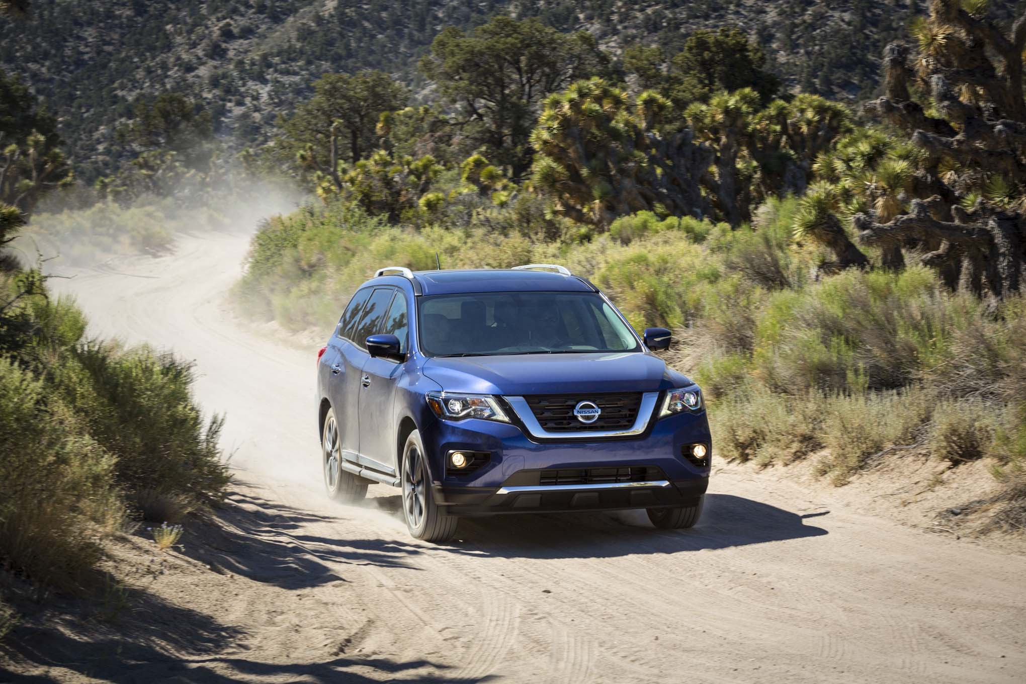 2017 Nissan Pathfinder Seven Things to Know