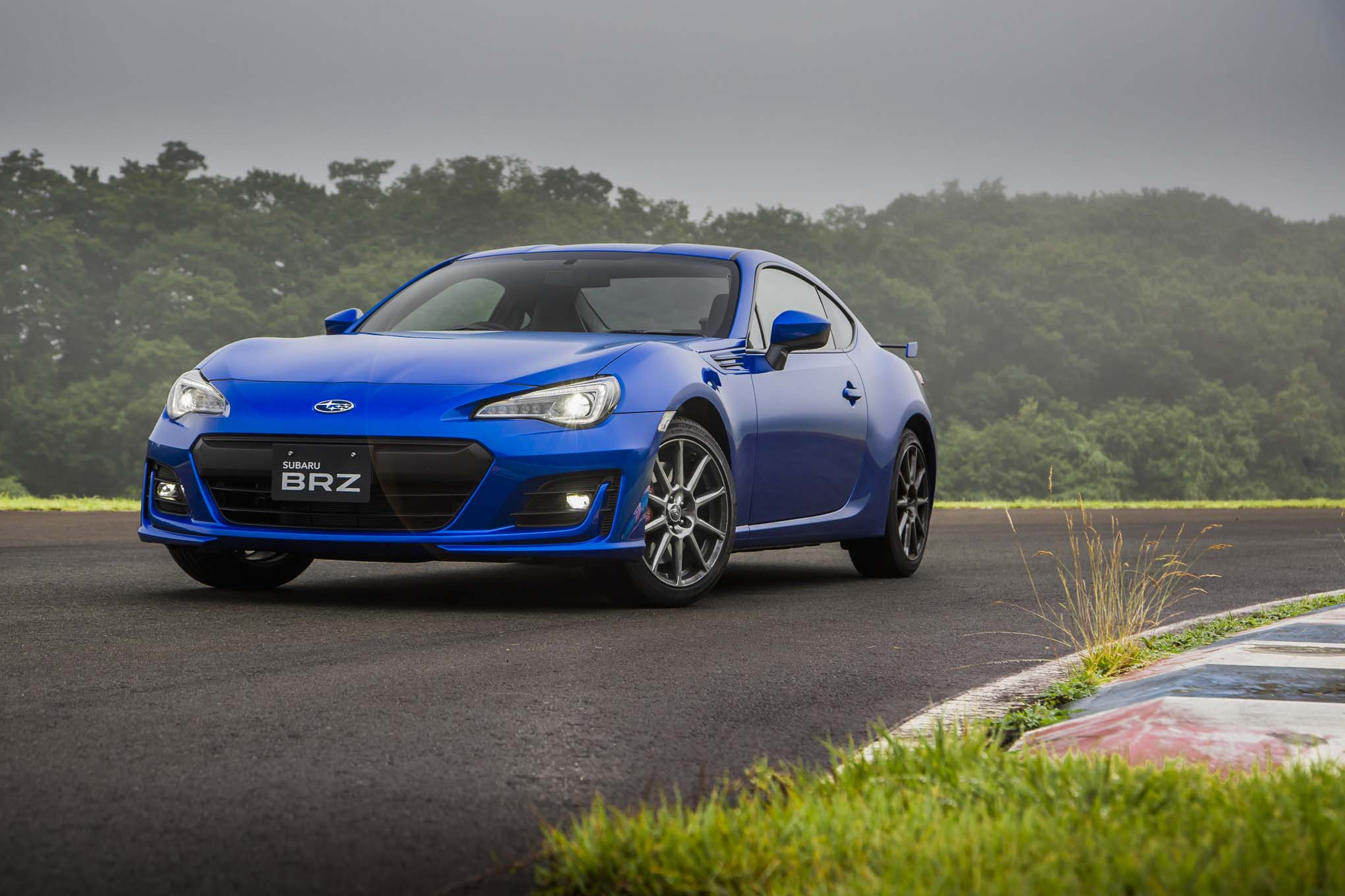 first drive 2017 subaru brz automobile magazine. Black Bedroom Furniture Sets. Home Design Ideas