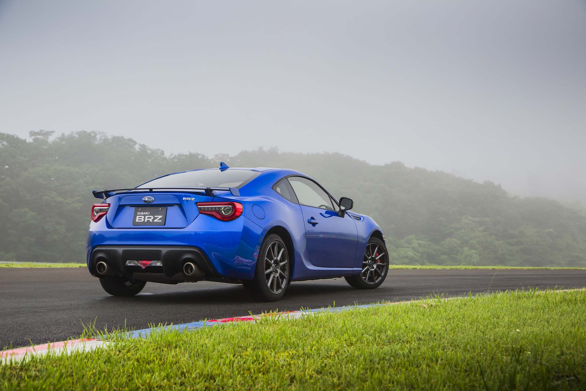 First Drive: 2017 Subaru BRZ | Automobile Magazine