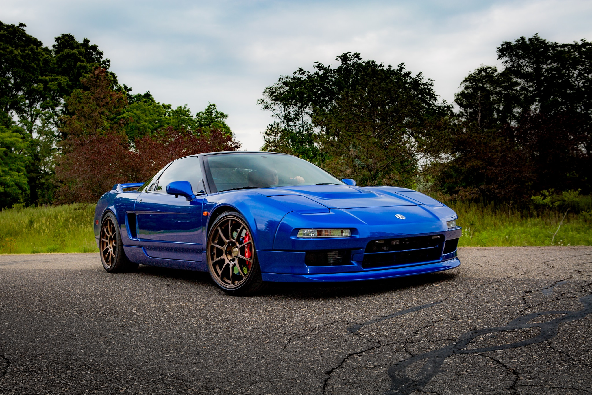 Acura >> Outside of Time: Driving the Clarion Builds 1991 Acura NSX
