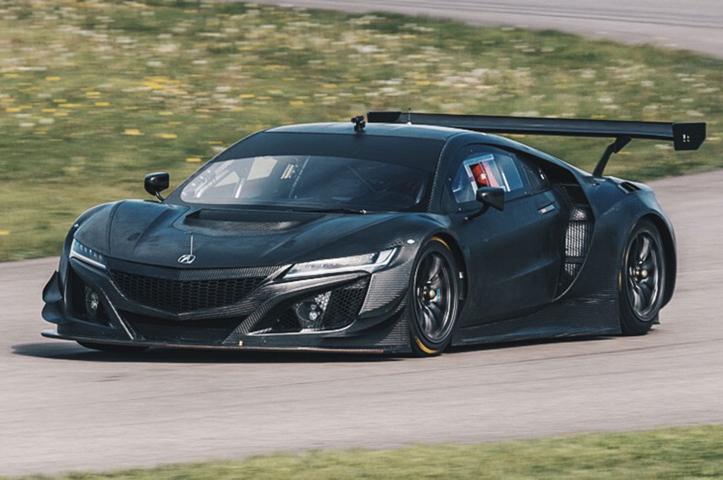 Things We Learned About The Acura Nsx Race Car Automobile