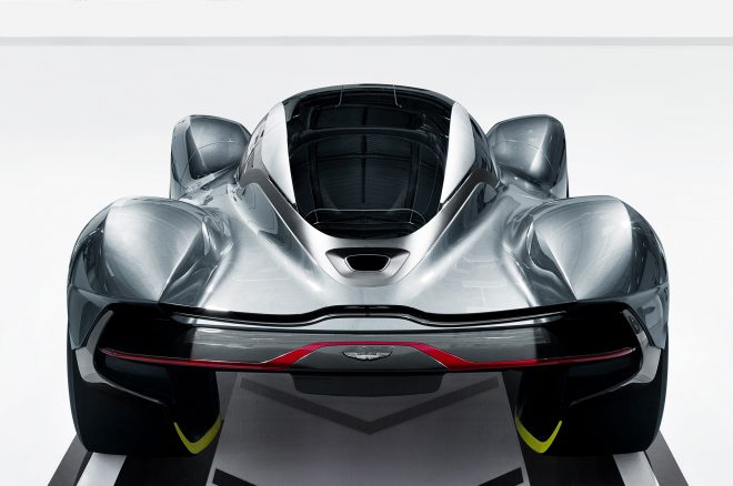 Aston Martin AM RB rear