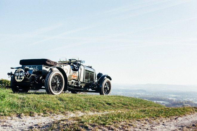Bentley Petrolicious rear three quarters 2