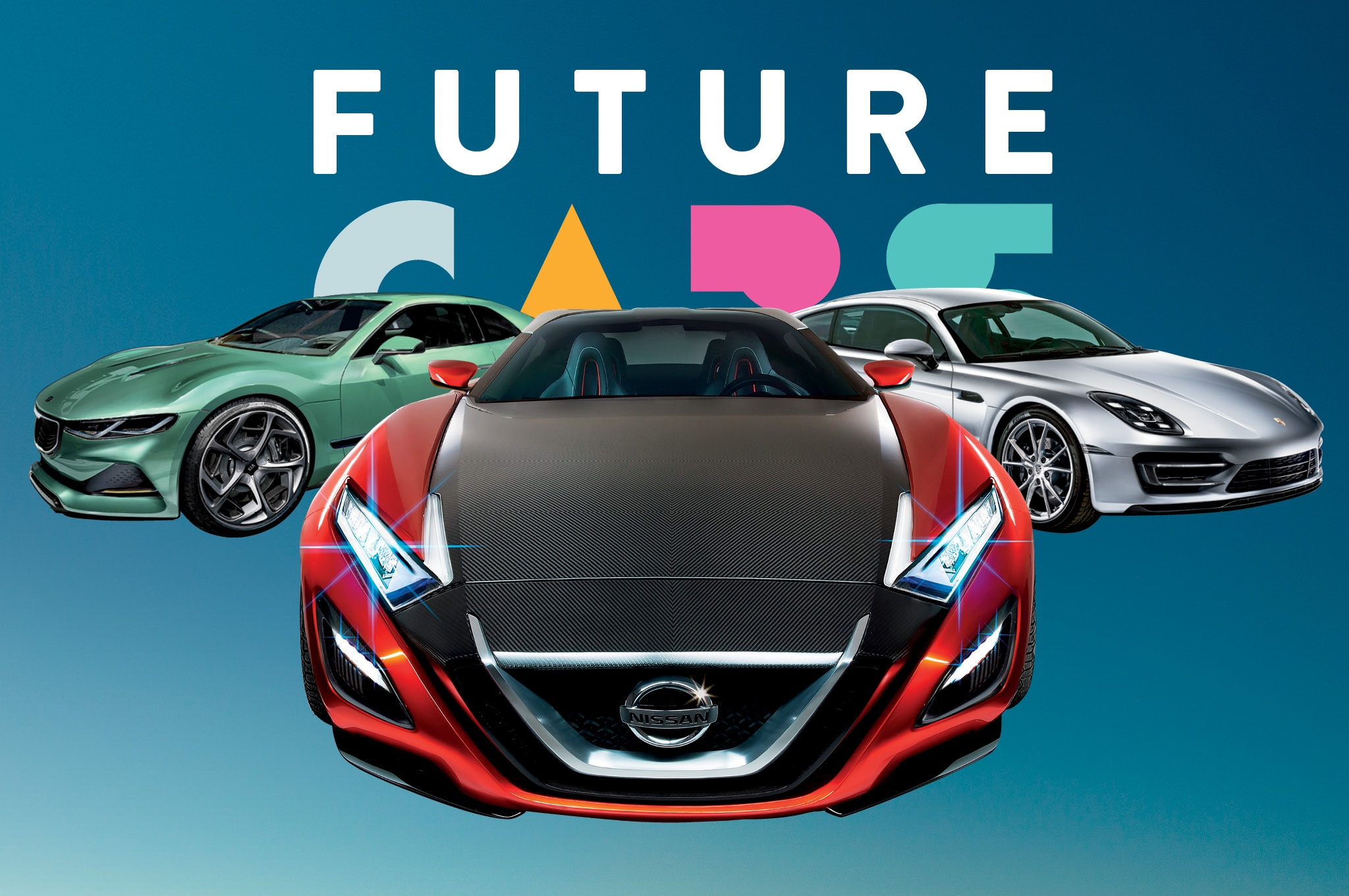 Future Cars You Wont Want To Miss Automobile Magazine - Future cars