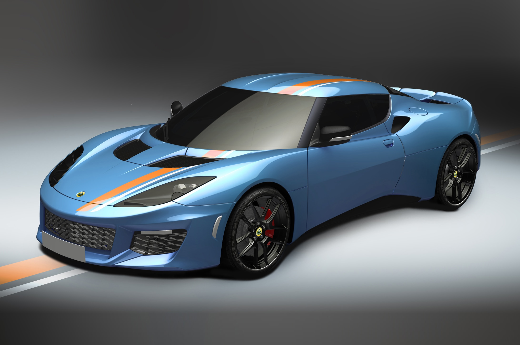 Of Course the Lotus Evora 400 Will Get a Gulf Livery | Automobile ...