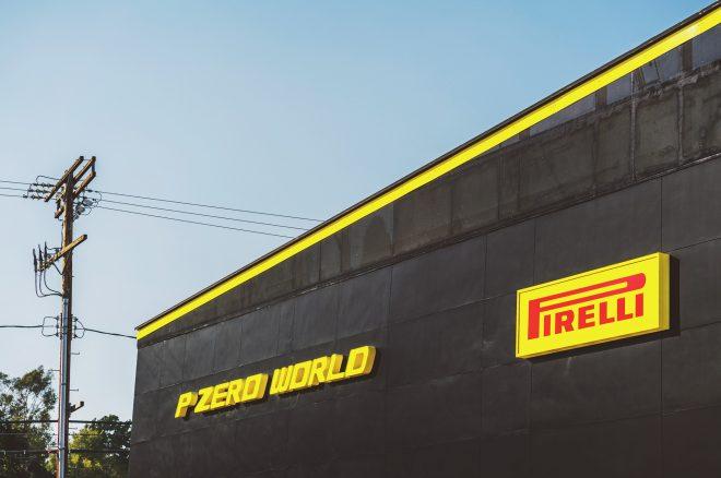 Pirelli World Los Angeles 2