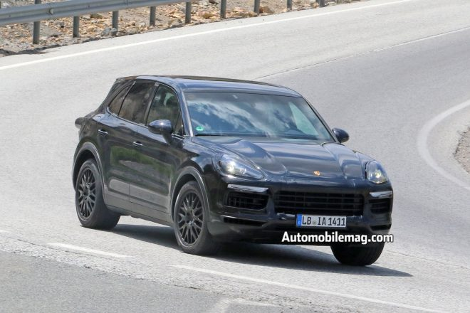Porsche Cayenne Spy Photos 03 660x440