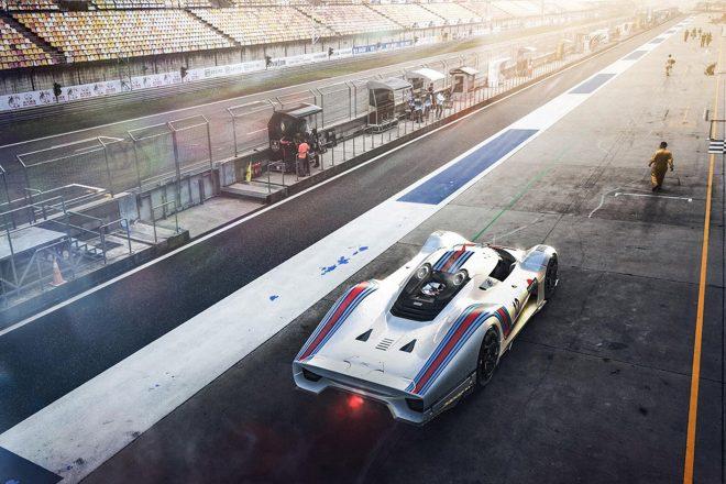 Porsche Vision GT top view 04