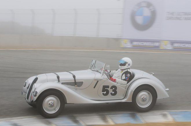 1936 1940 BMW 328 2016 Monterey Motorsports Reunion