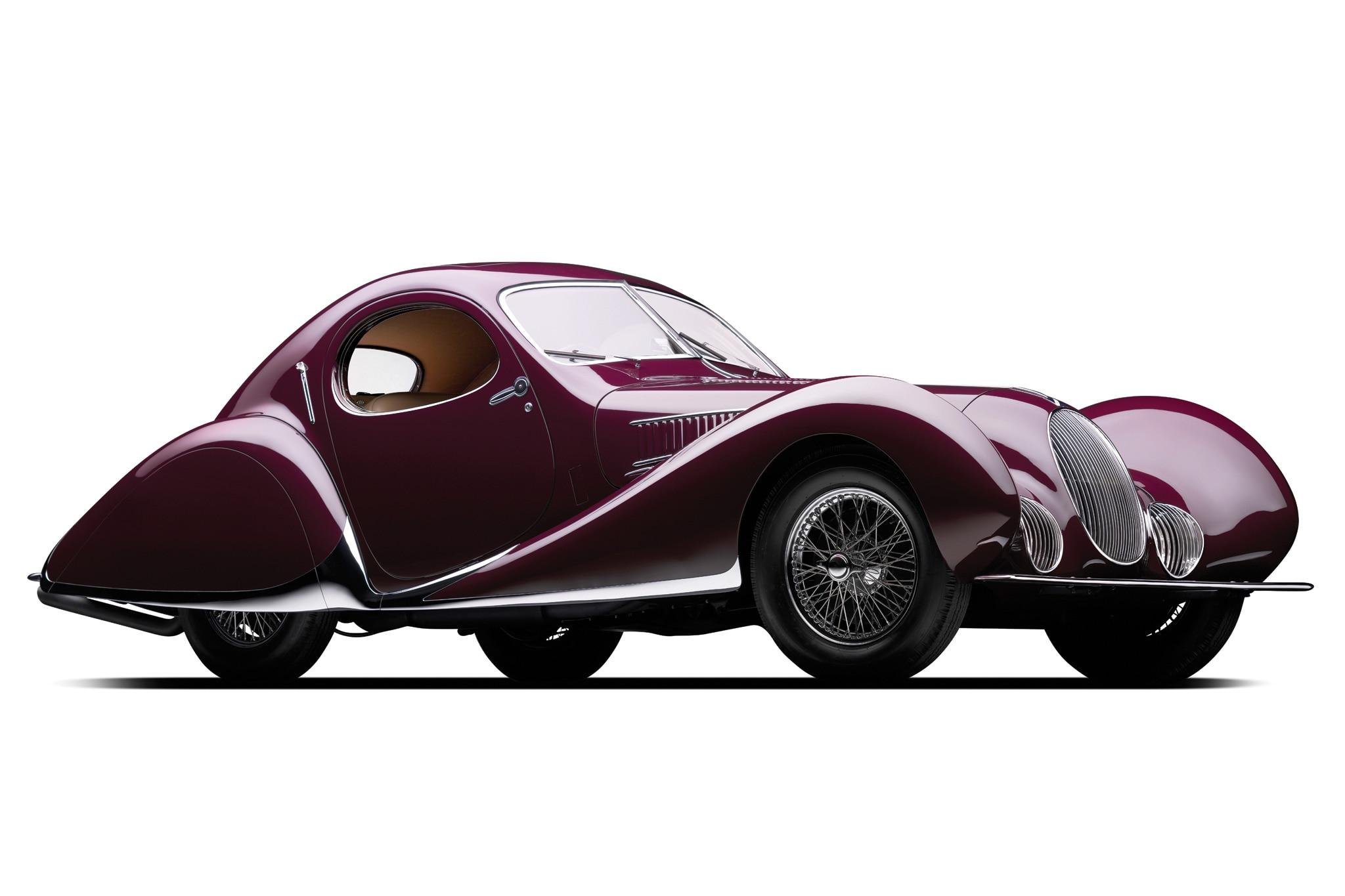 1937 Talbot Lago T150C SS Goutte D Eau