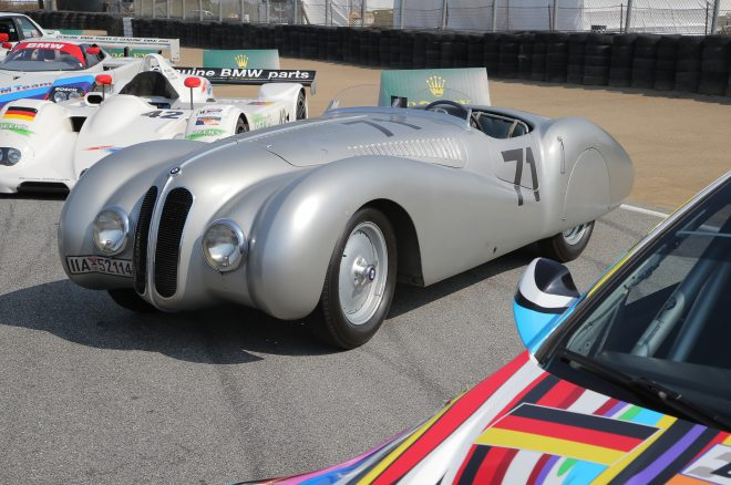 1940 BMW 328 Mille Miglia Touring Coupe