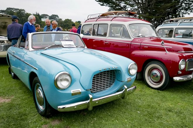 1956 Volvo Sport P1900 2016 Concours dLemons Front