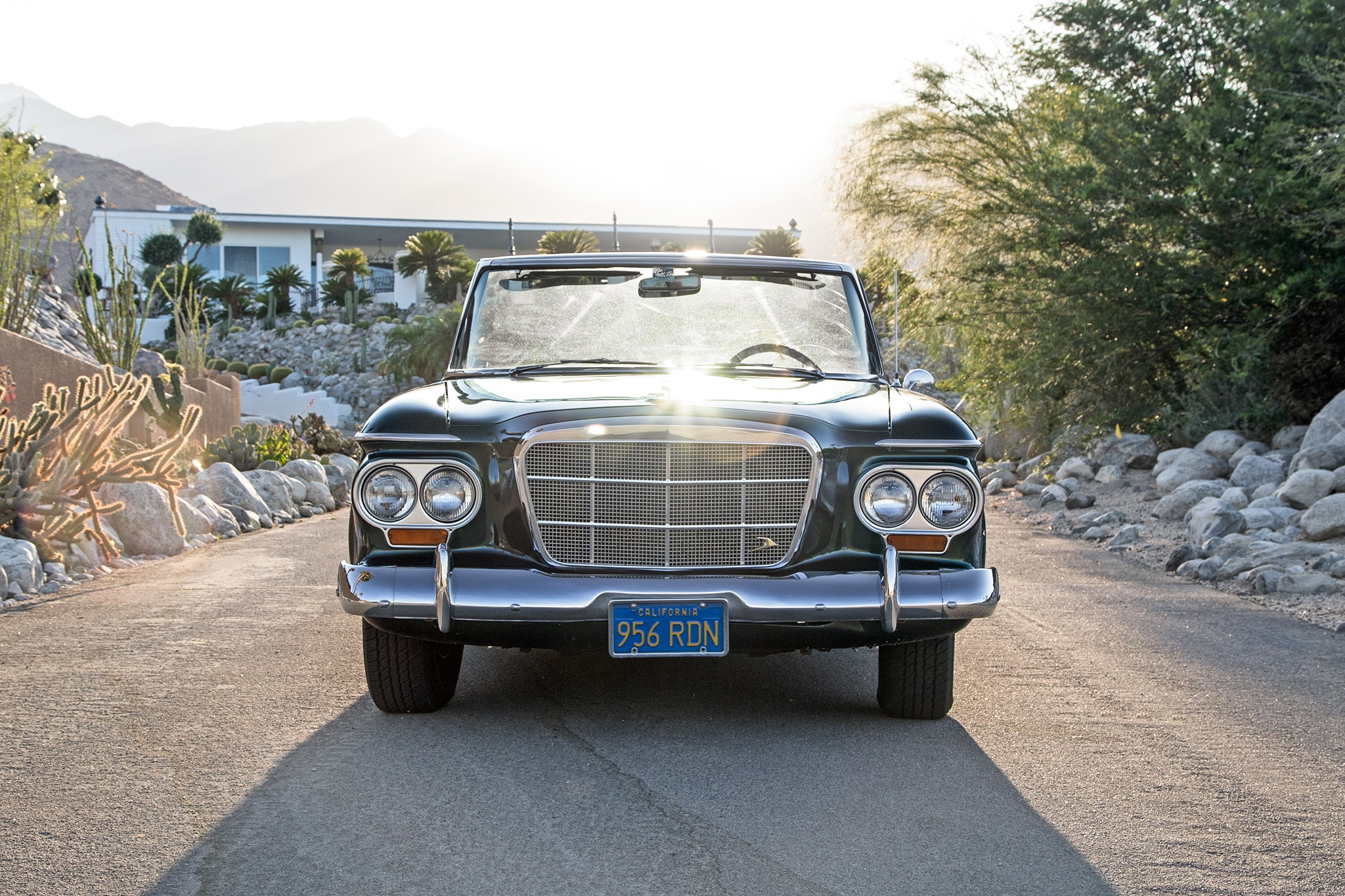 1962-1963 Studebaker Lark Daytona Collectible Classic Car ...