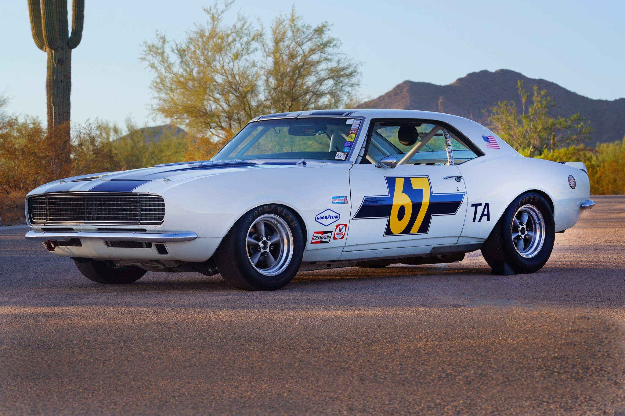 Buy This Trans-Am 1968 Chevrolet Camaro and Race at MMR | Automobile ...