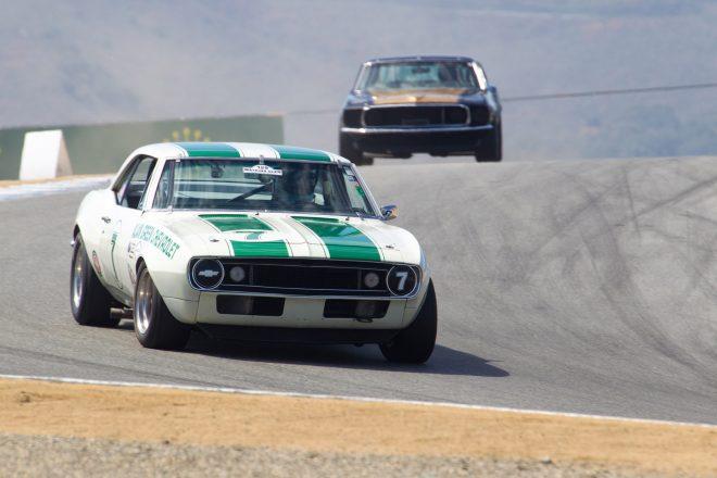 1968 chevrolet camaro z28 trans am monterey motorsports reunion
