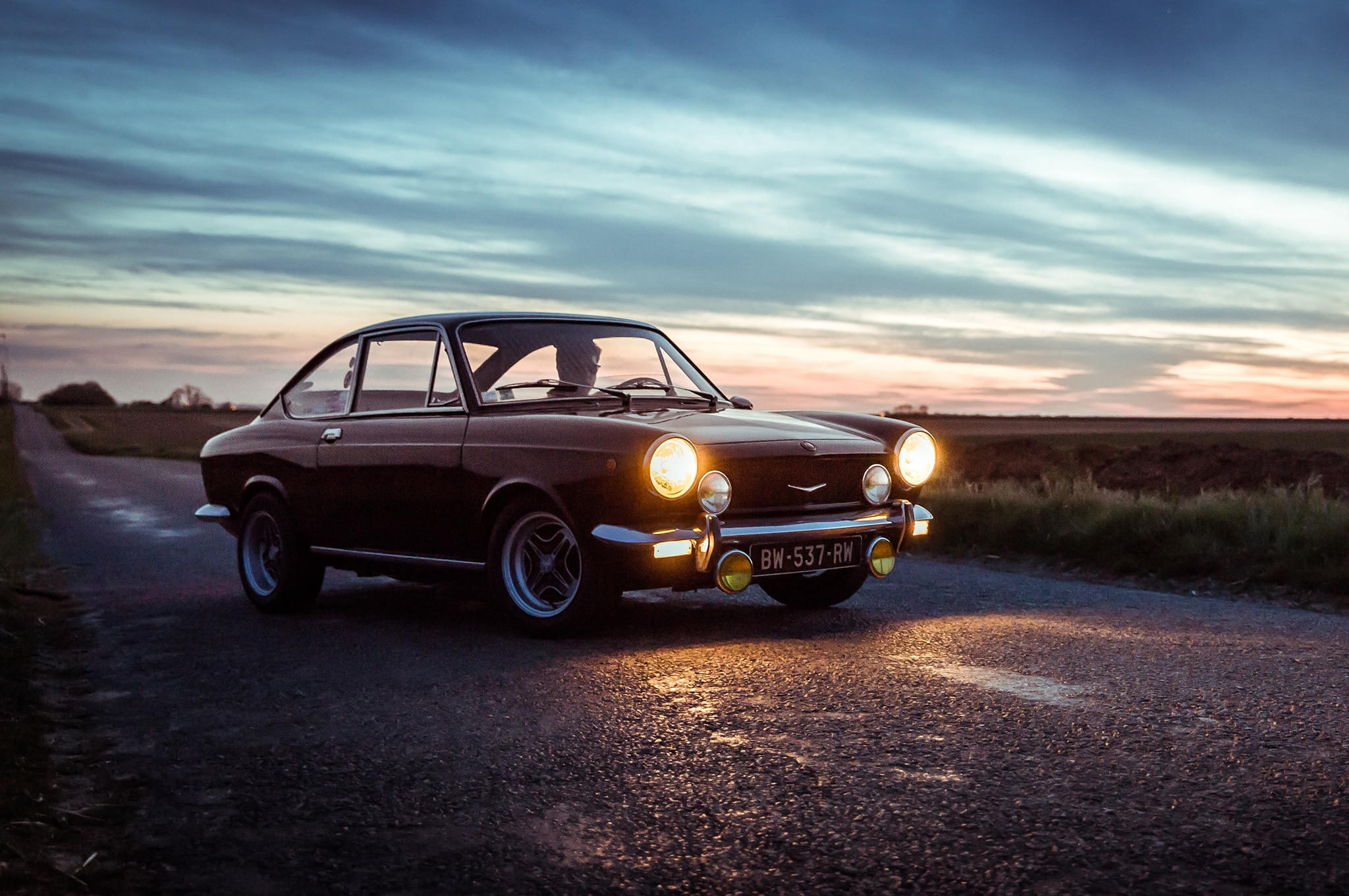this 1969 fiat 850 sport is possibly the coolest first car we ve seen automobile magazine. Black Bedroom Furniture Sets. Home Design Ideas