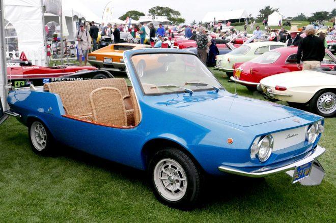 1970 Fiat Shellete 2016 Concorso Italiano