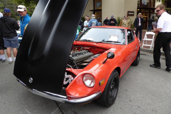 1970 nissan fairlady z 432 2016 concours on the avenue