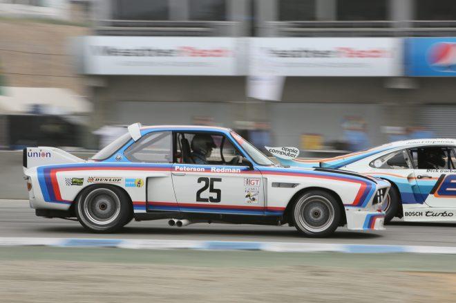 1975 BMW 3 CSL 2016 Monterey Motorsports Reunion