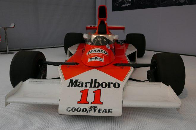 1975 McLaren M23A 2