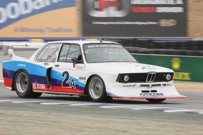 1978 BMW 320 Turbo 2016 Monterey Motorsports Reunion