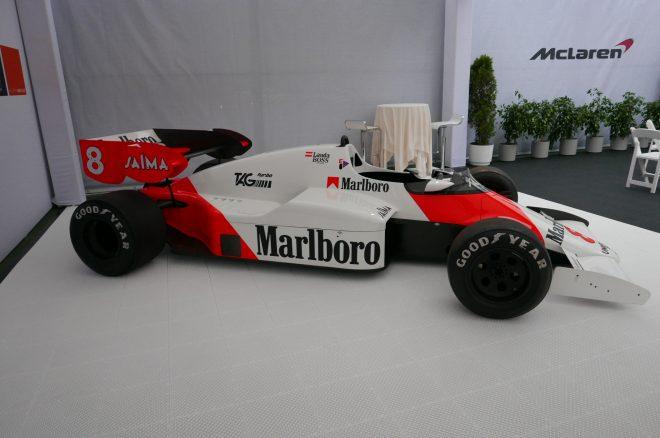 1984 McLaren M4 2 2 6