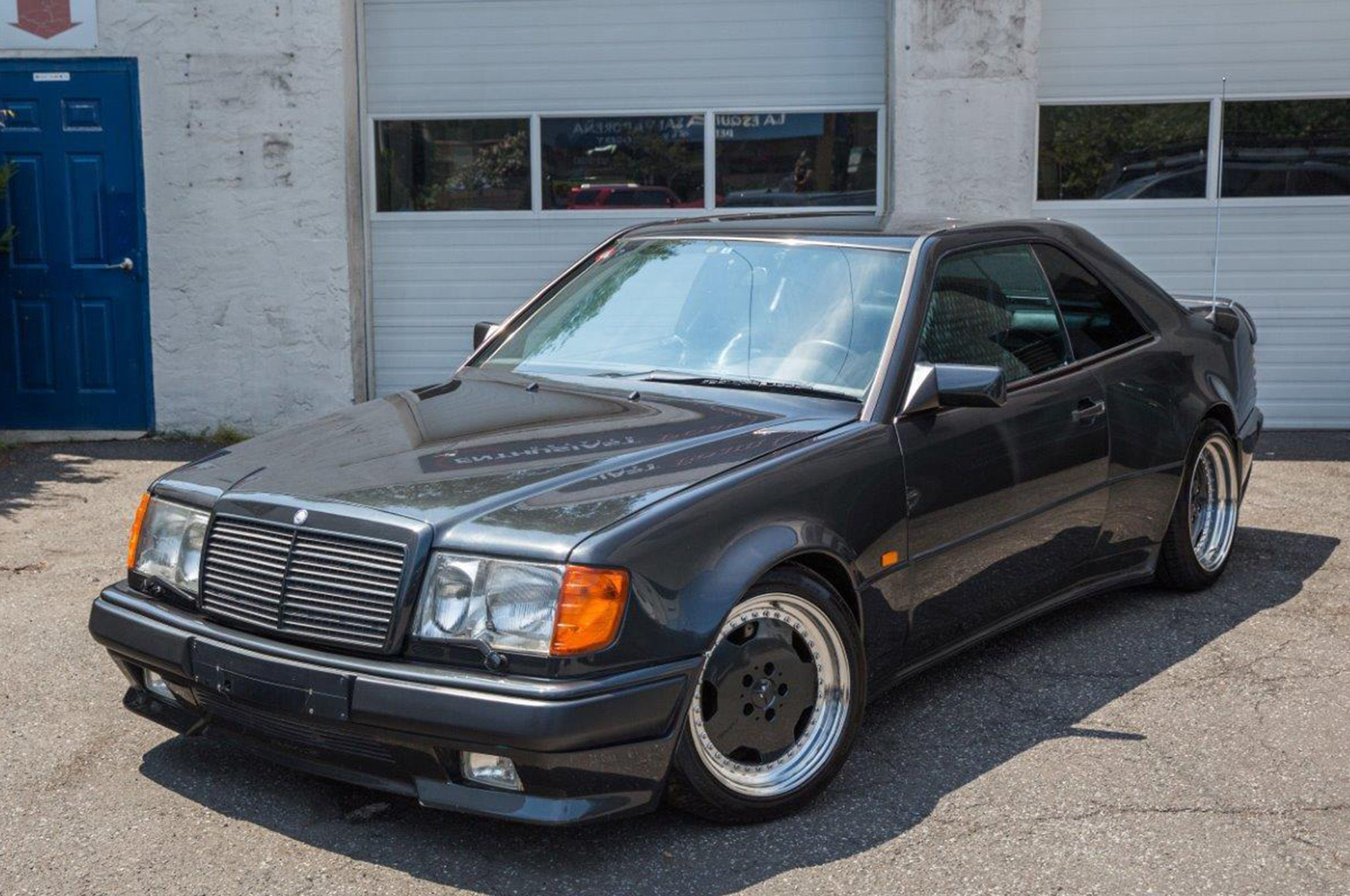 Mercedes driving gloves ebay - This 1990 Mercedes Benz 300ce 3 4 Amg Is From An