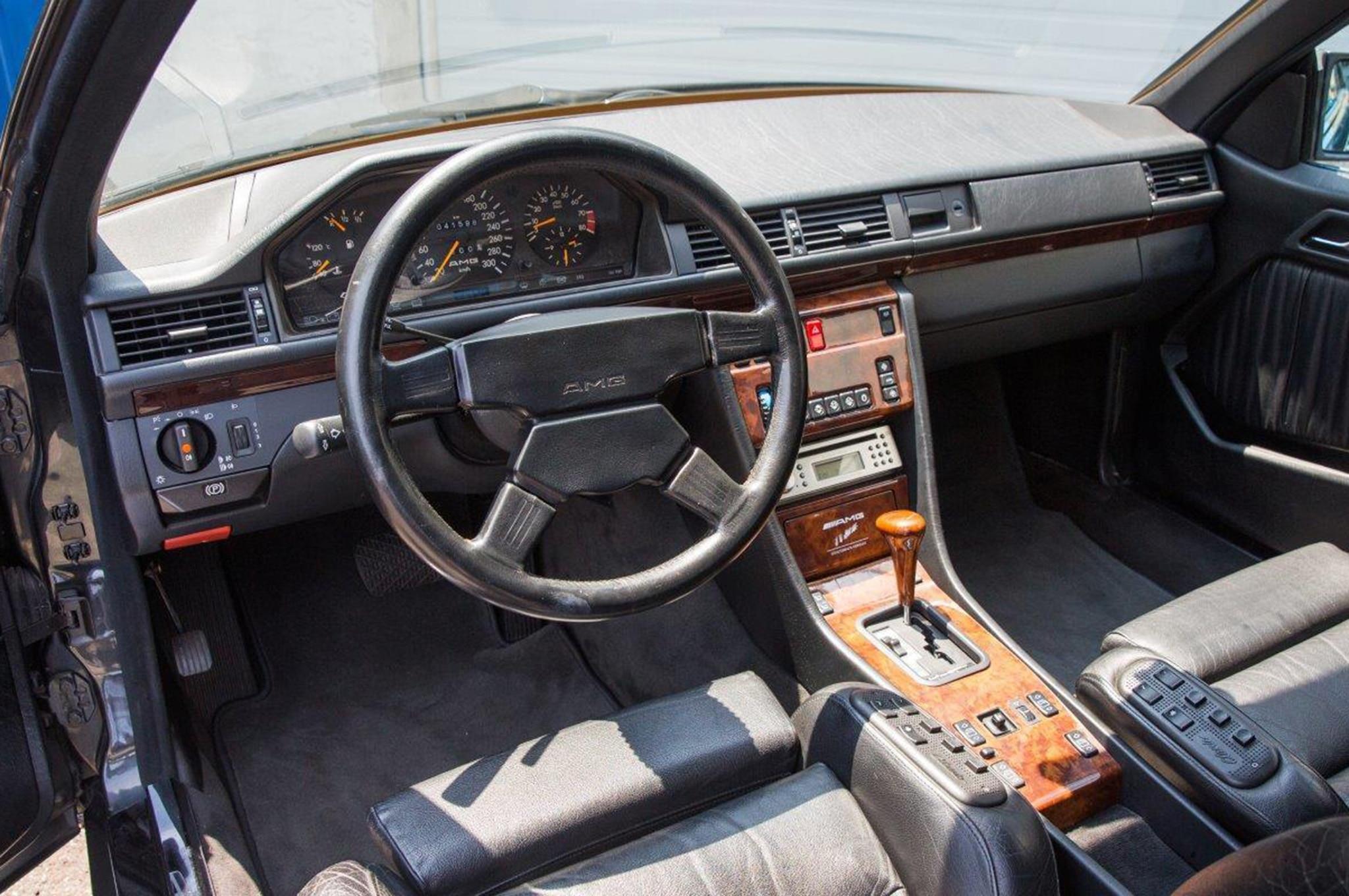 Rare 1990 MercedesBenz 300CE 34 AMG Up for Sale on eBay