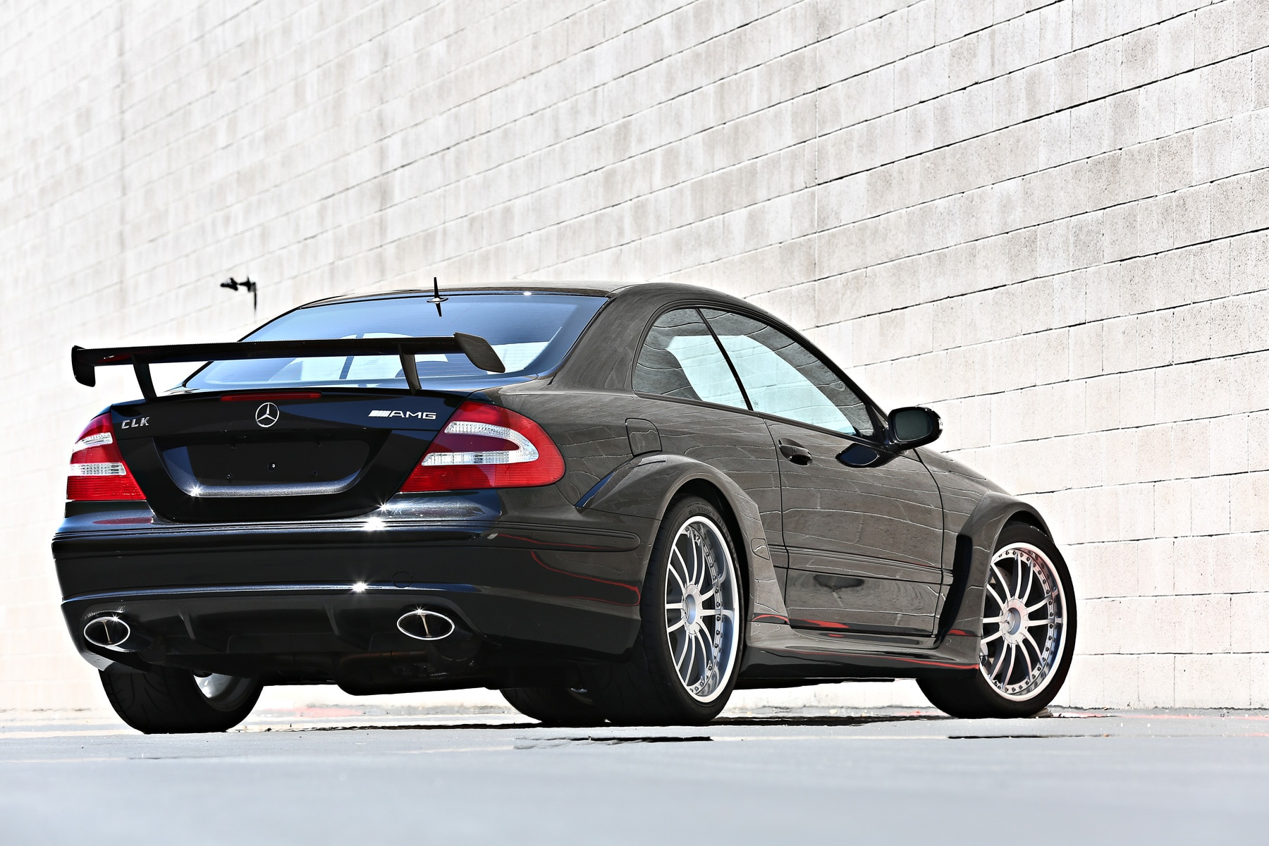 Our favorite mercedes benz headed to auction in monterey for Mercedes benz clk dtm