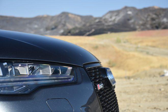 2016 Audi RS7 Performance headlamp
