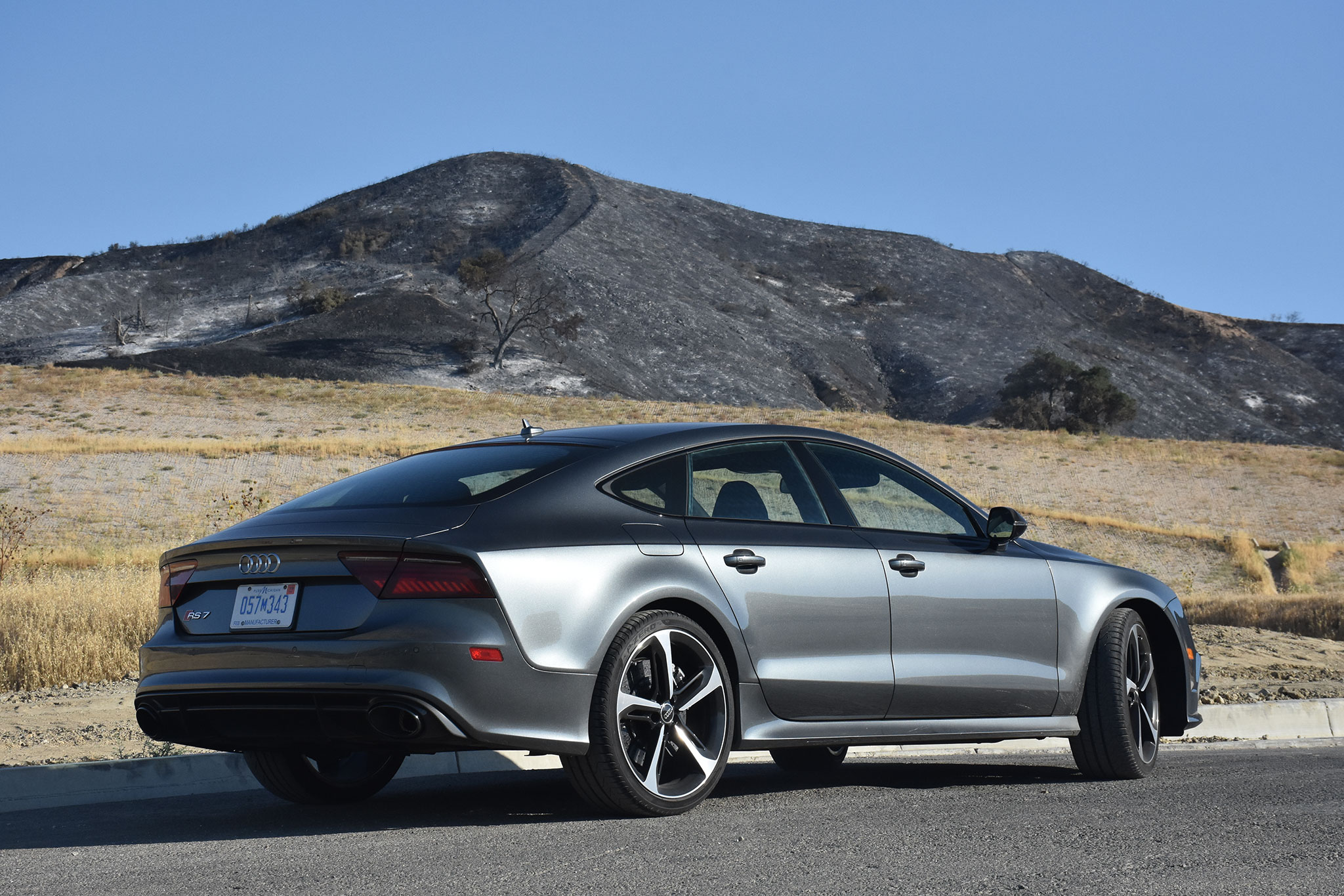 A dangerous situation in a 2016 audi rs7 performance for Motor city performance plus