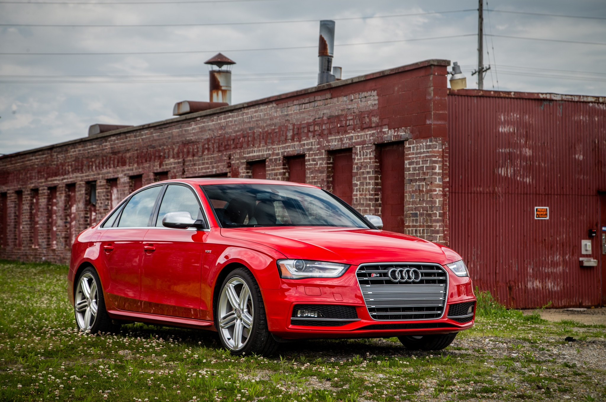 Audi Manuals Auto Electrical Wiring Diagram 22794 Hunter Proper Sendoff Driving The Final S4 Offered With A