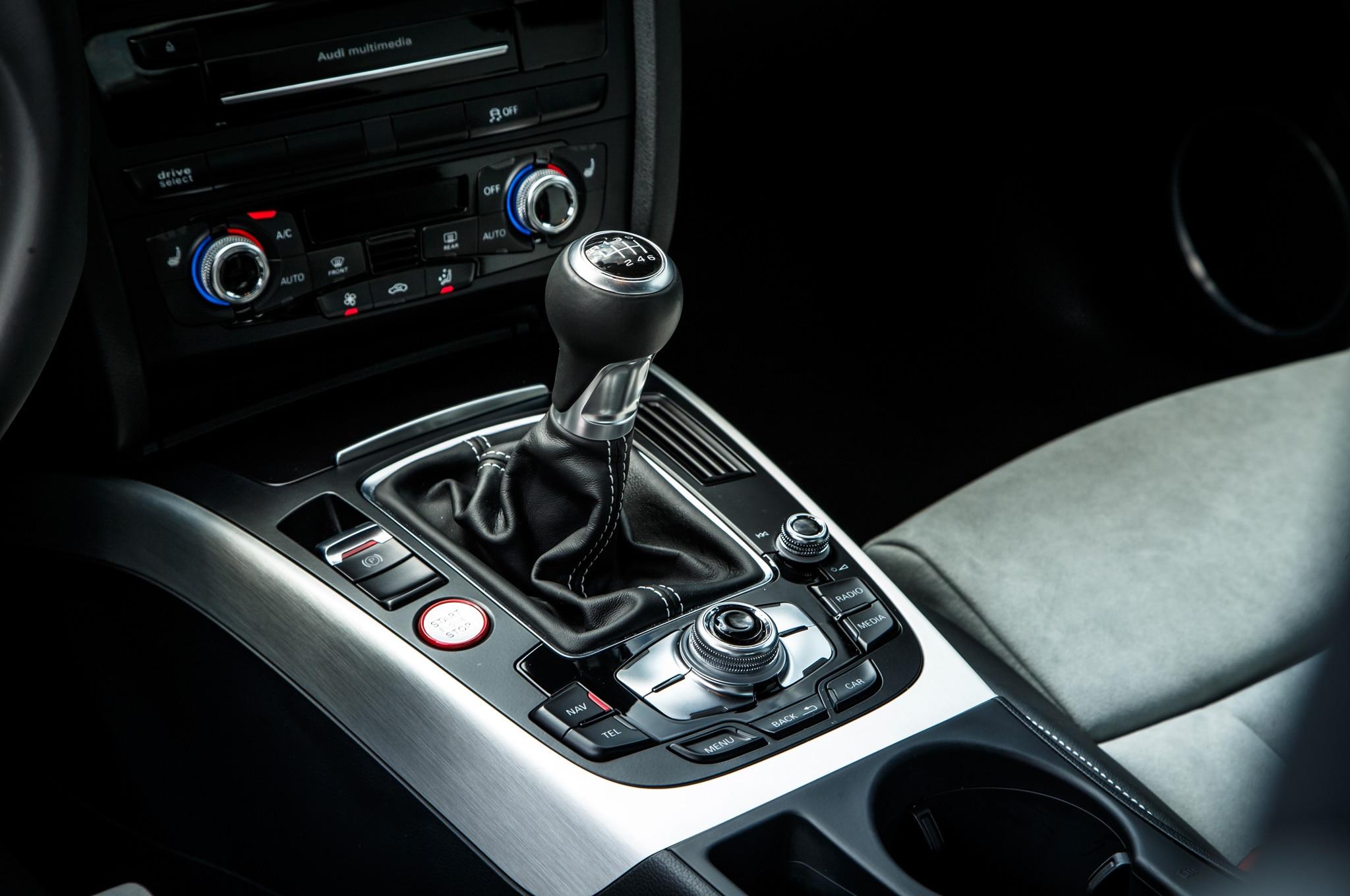 2016 Audi S4 Manual 30