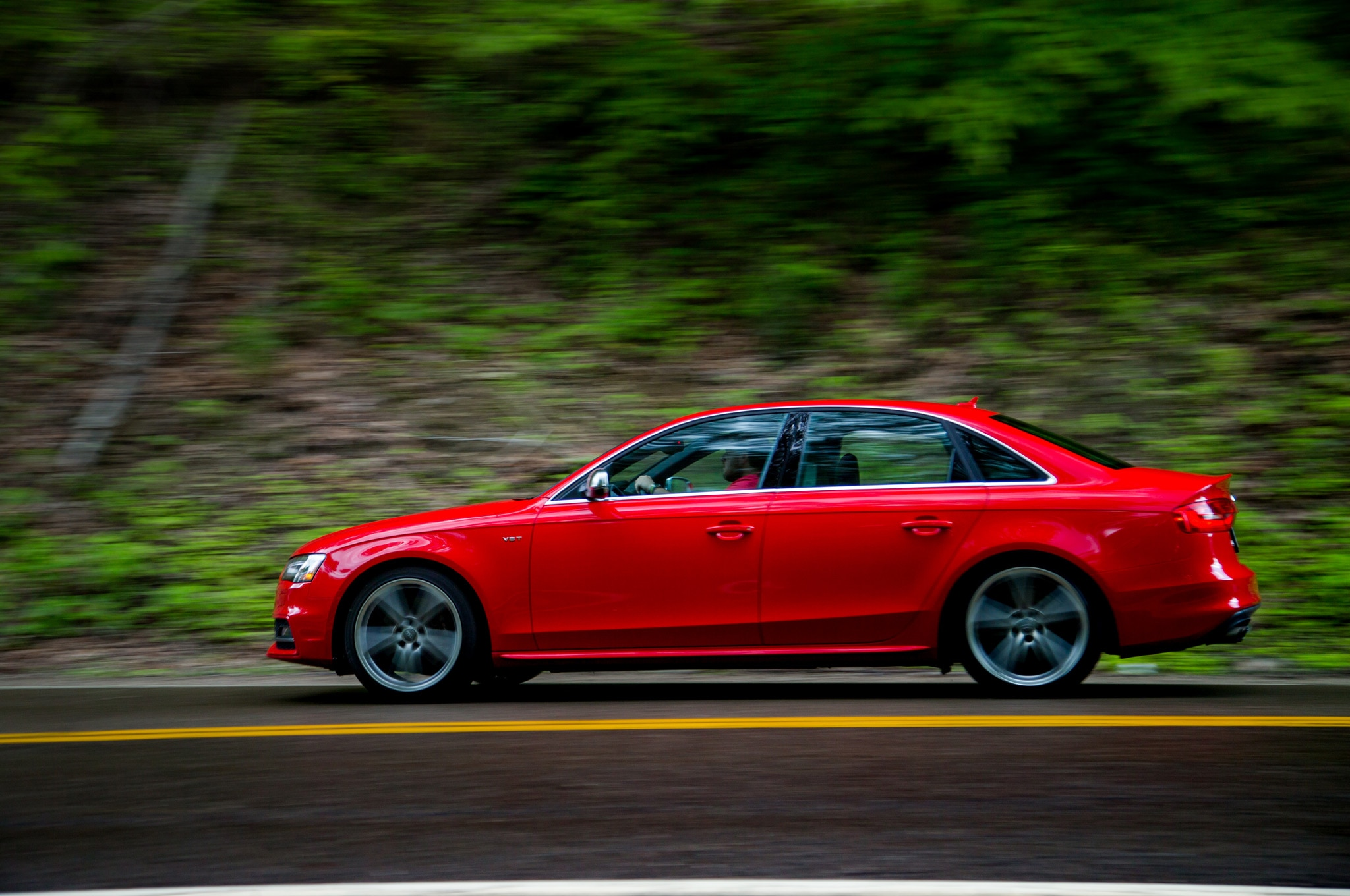 Proper Sendoff: Driving the Final Audi S4 Offered with a Manual