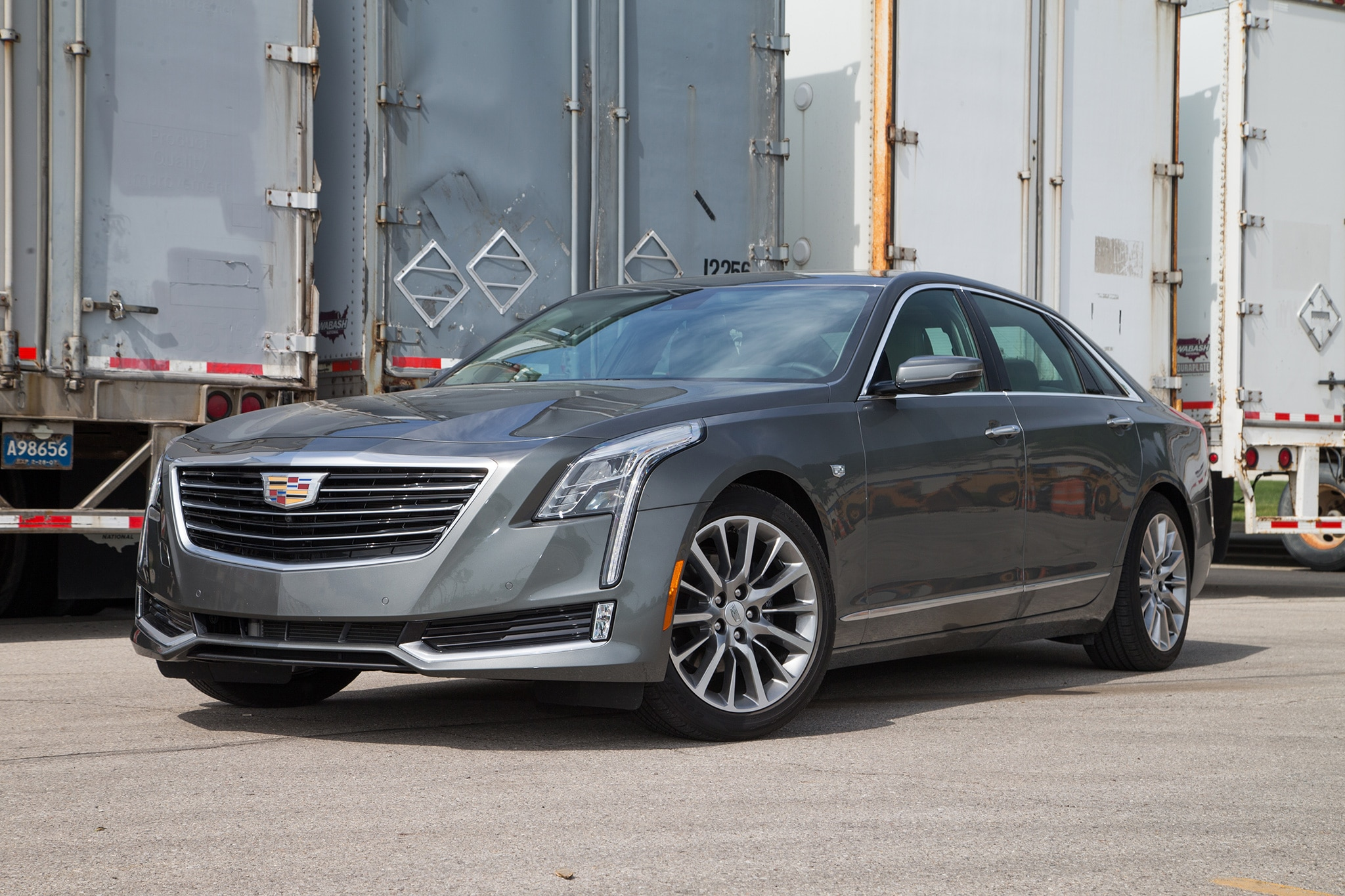 2016 cadillac ct6 luxury 2 0t one week review and road test automobile magazine. Black Bedroom Furniture Sets. Home Design Ideas