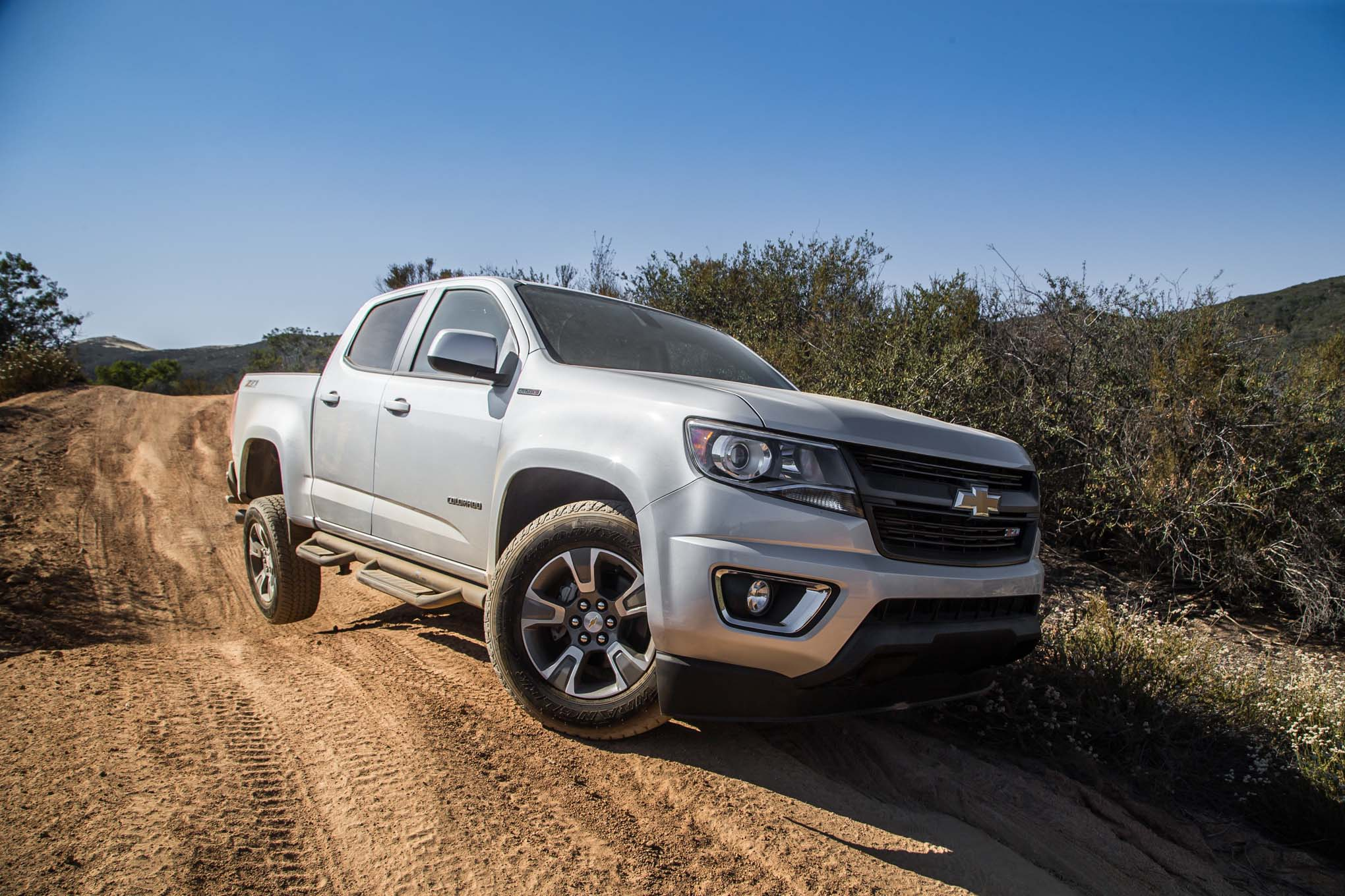 next generation chevrolet colorado gmc canyon reportedly. Black Bedroom Furniture Sets. Home Design Ideas
