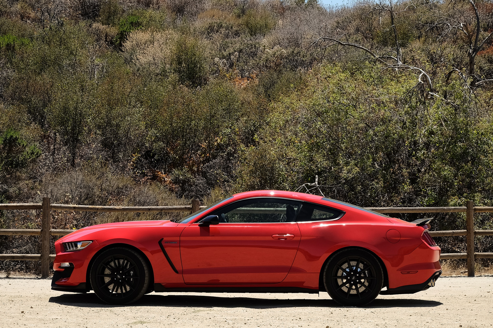 2016 Ford Shelby Gt350 Quick Take Automobile Magazine