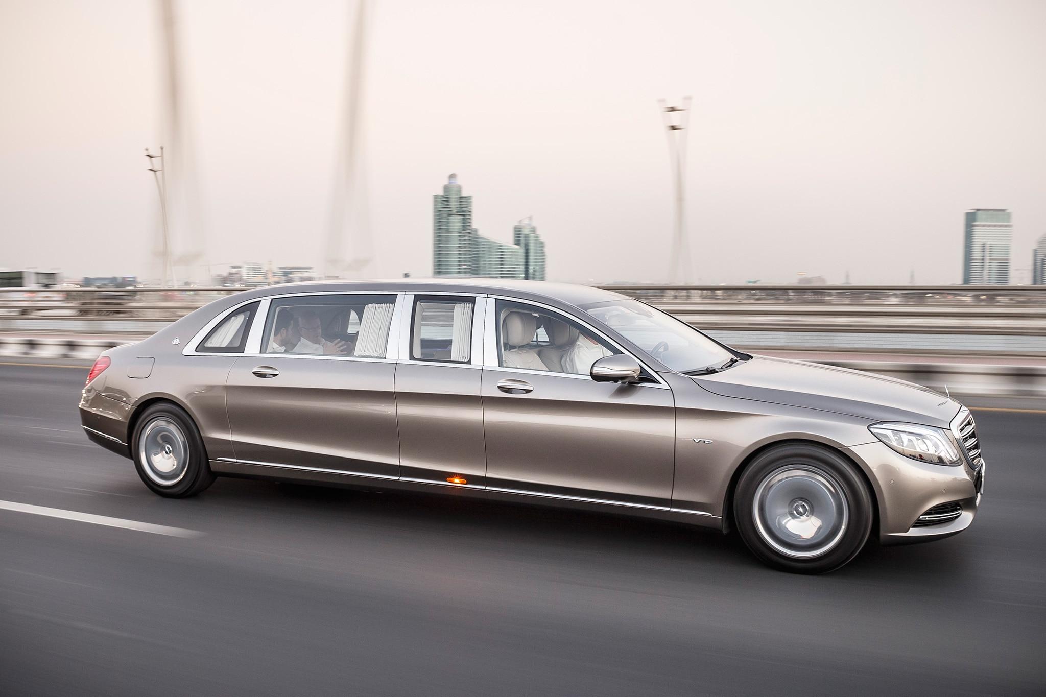 Mercedes Maybach Price In Dubai